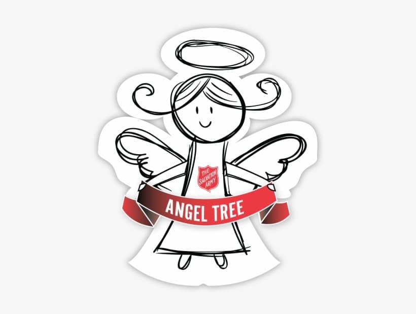 Salvation Army's Angel Tree