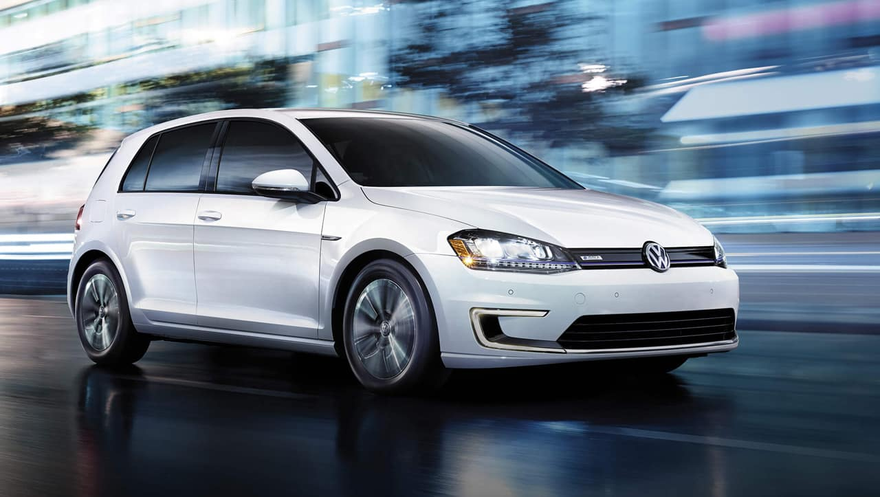 Test drive the 2019 E-Golf today at Abbotsford Volkswagen!