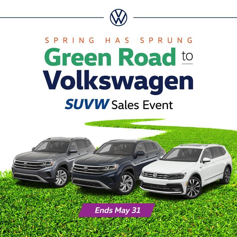 Green Road to Volkswagen