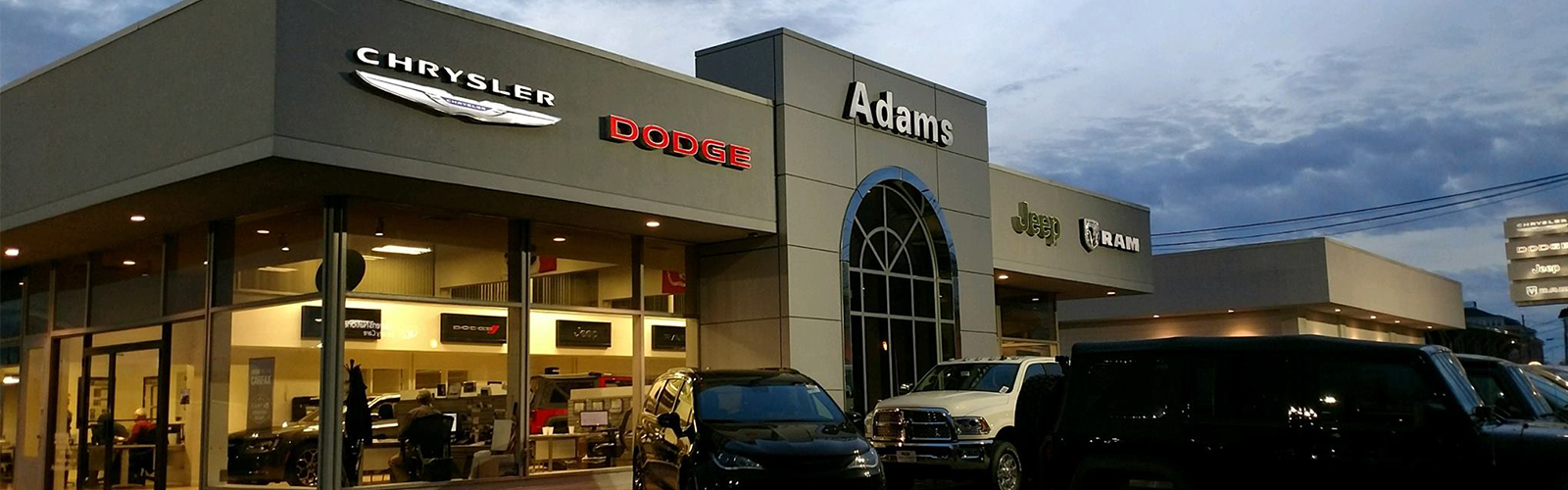 local Dodge dealer