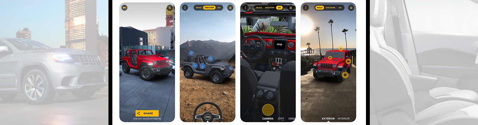 Try Out The Jeep Mobile Apps Adams Chrysler Dodge Jeep Ram
