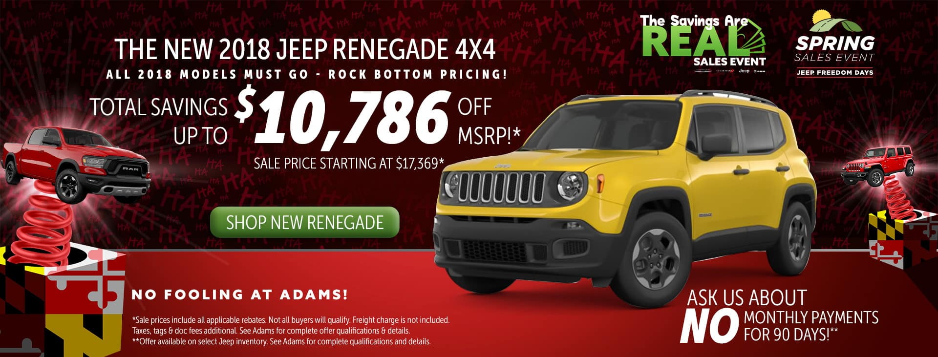 over $10,500 off msrp on jeep renegade!