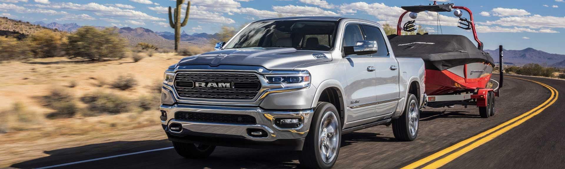 2019 Ram 1500 Towing Capacity