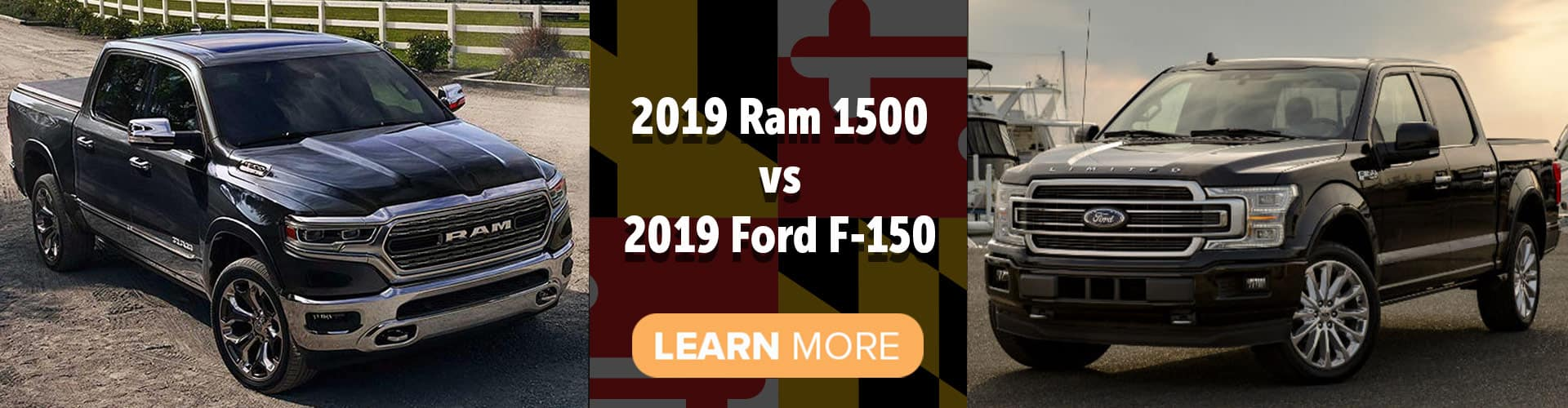 2019 Ram 1500 v. 2019 Ford F-150