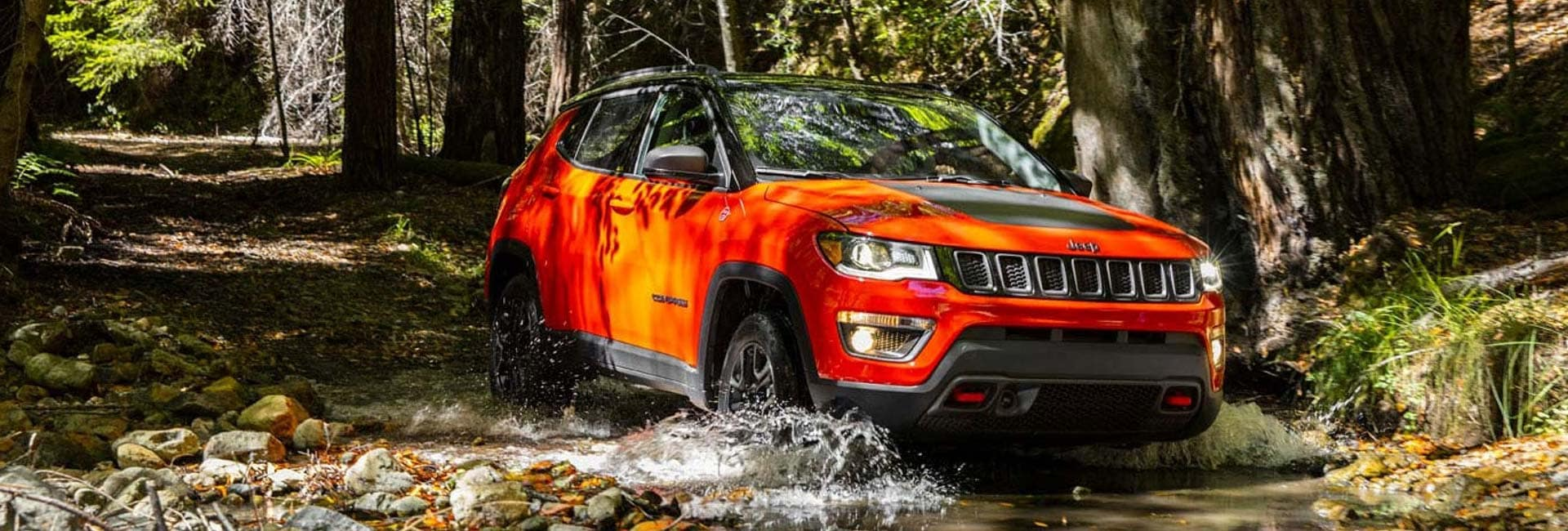 2020 Jeep Compass configurations