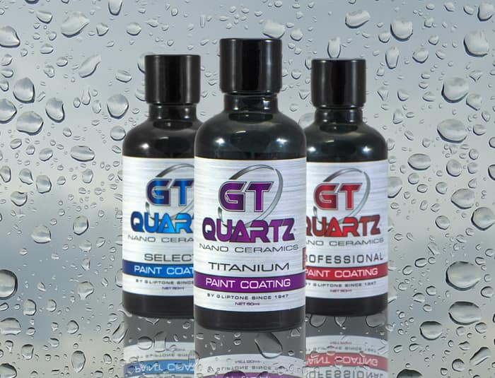 GT Quartz Nano Ceramic Coatings