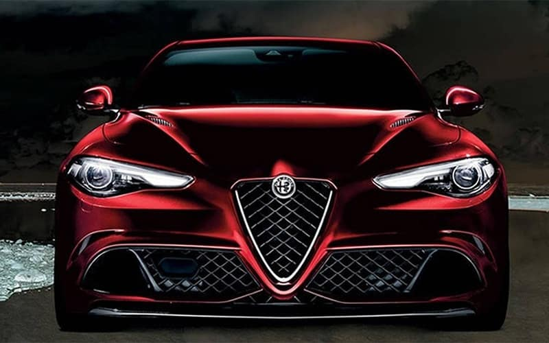 Alfa Romeo Giulia Quadrifoglio Italian Design