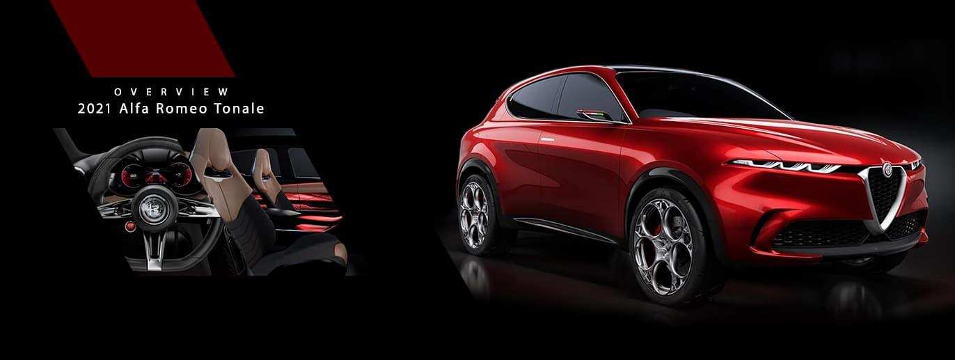 2021 Alfa Romeo Tonale Model Overview at Alfa Romeo Louisville