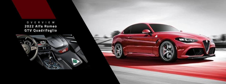 2022 Alfa Romeo GTV Quadrifoglio Model Review