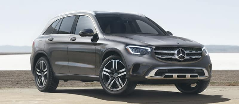 2020 Mercedes-Benz GLC 300 Base RWD