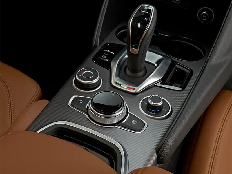 2020 Alfa Romeo Giulia Shift Knob