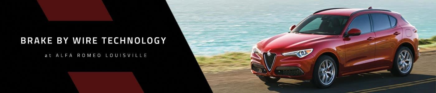 Alfa Romeo Brake by Wire Technology - Alfa Romeo Louisville