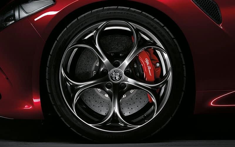 Alfa Romeo Giulia Brakes
