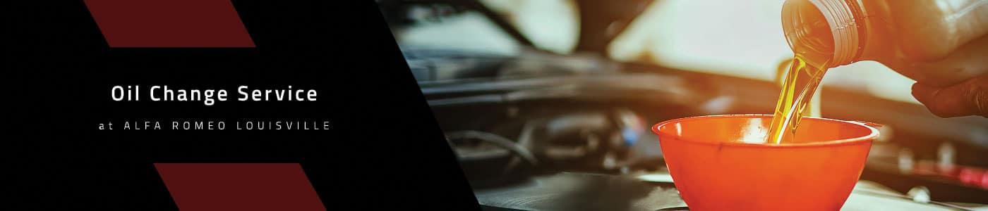 Alfa Romeo Oil Change - Alfa Romeo of Akron