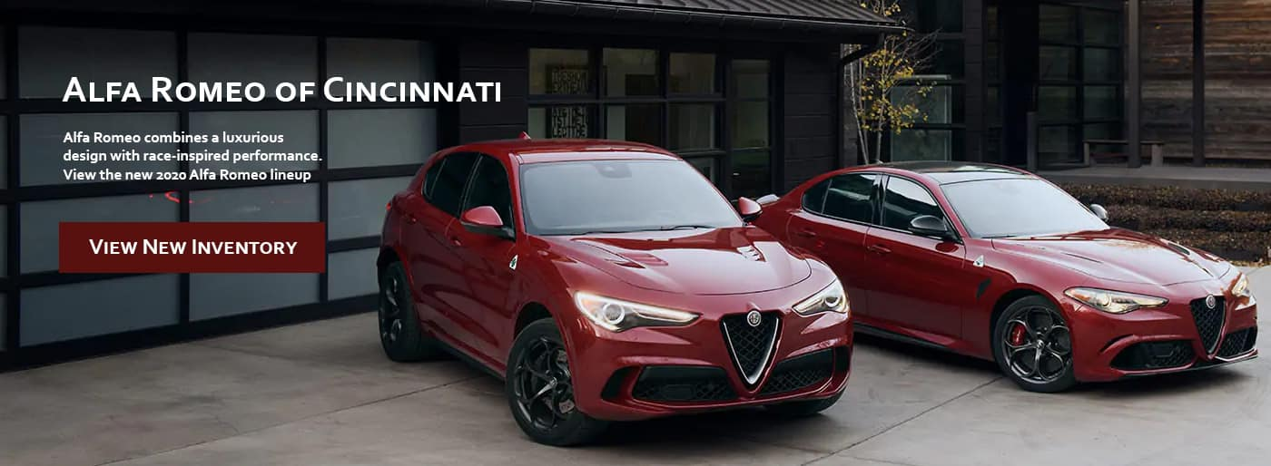 Alfa Romeo New Inventory