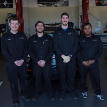 Alfa Romeo Service Technicians