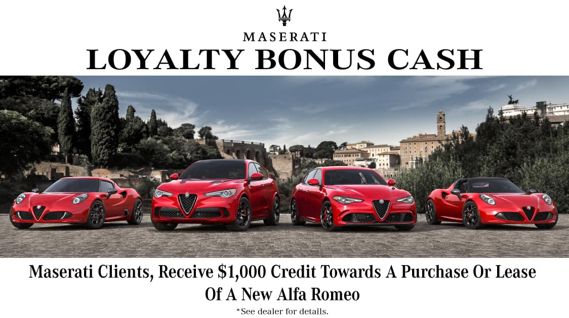 Alfa Romeo Dealer In Whippany Nj Alfa Romeo Of Morris County