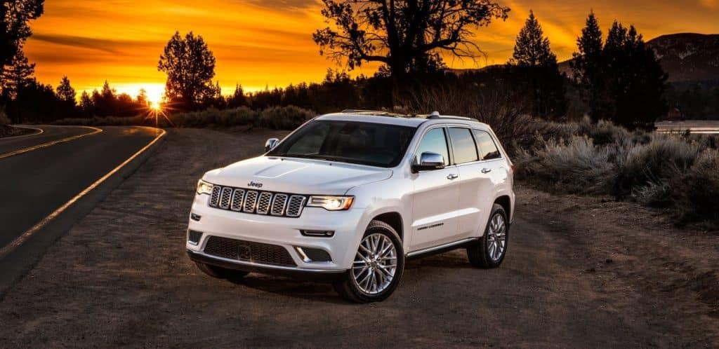 Exterior - 2018 Jeep Grand Cherokee Gurnee IL
