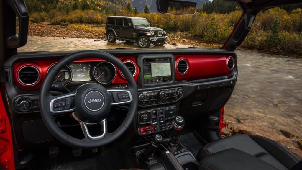 Safety  2018 Jeep Wrangler JL near Chicago