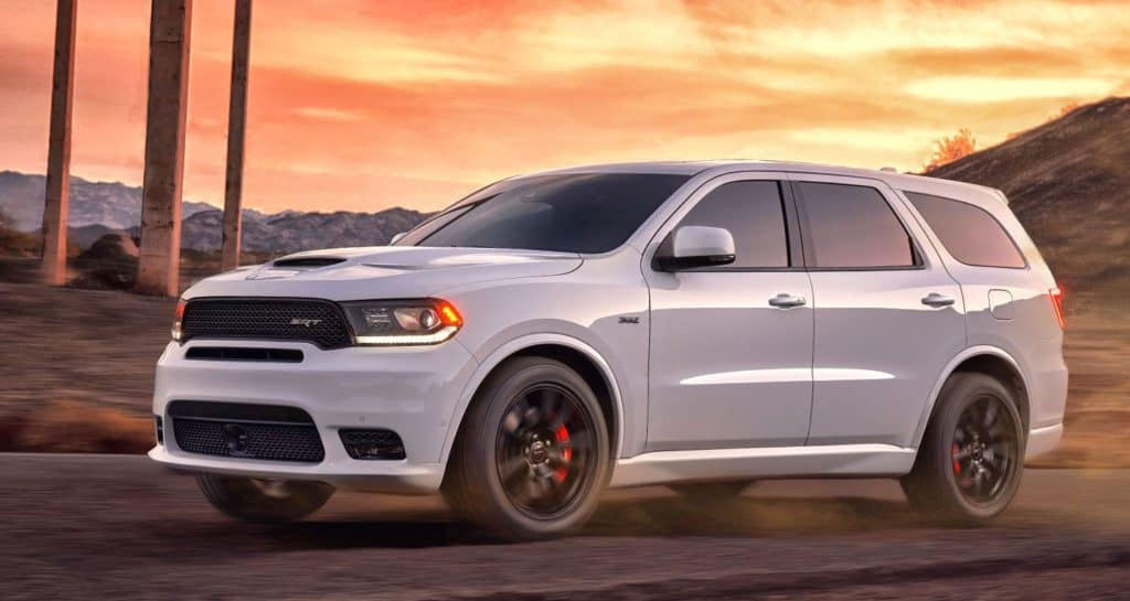 Safety Features 2018 Dodge Durango near Fox Lake