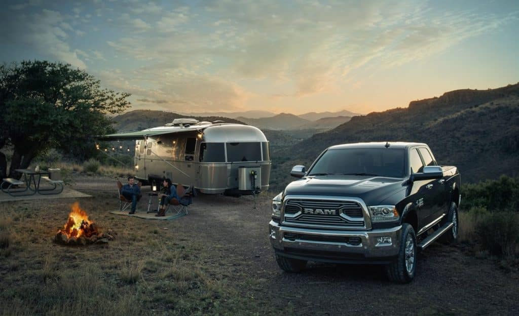 Safety Features 2018 RAM 2500 Near Fox Lake