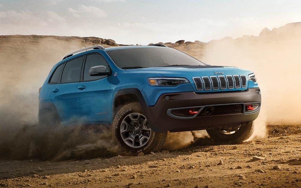 Exterior 2019 Jeep Cherokee near Gurnee