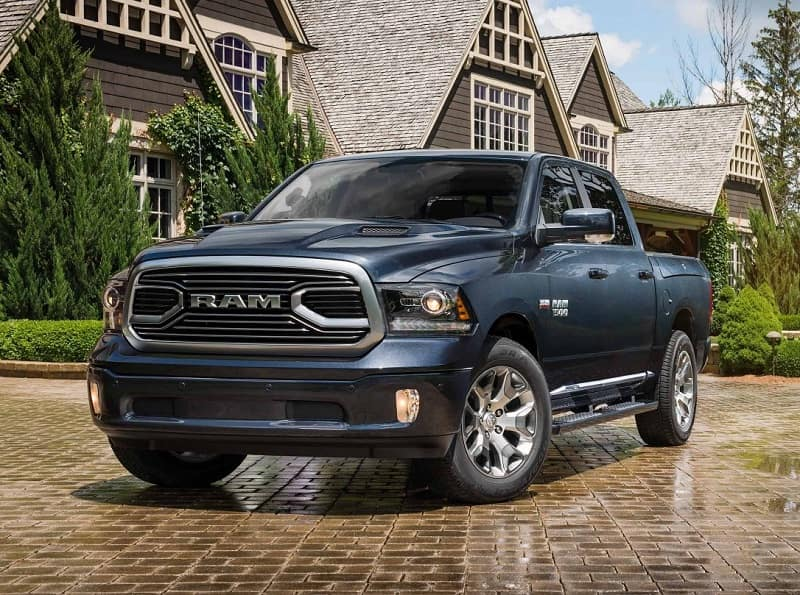 Research the new 2020 Ram 1500 in Antioch