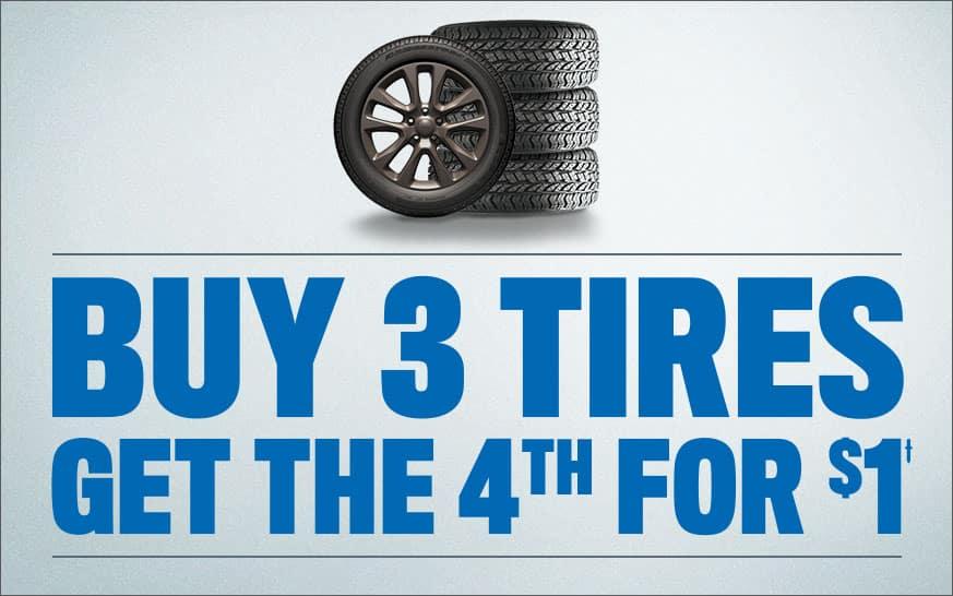 Mopar Tire Coupons
