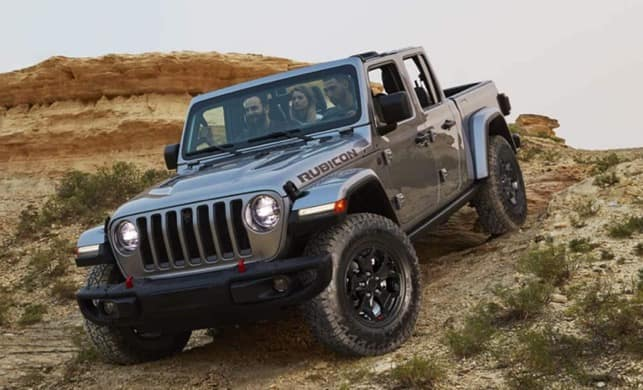 2020 Jeep Gladiator Near Chicago Il Antioch Chrysler Dodge