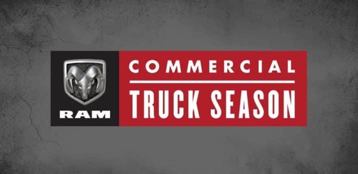 Ram Commercial Truck Season
