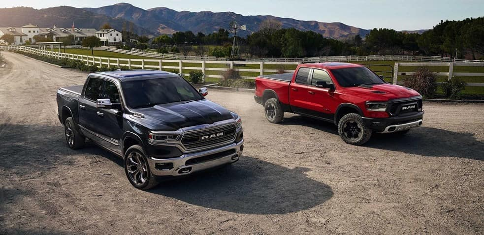 Research the 2019 RAM 1500 in Antioch IL
