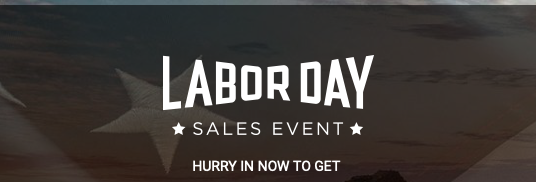 Save during the Antioch Jeep Labor Day Sales Event