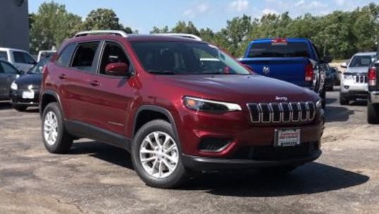Request a 2020 Cherokee Quote in Antioch IL