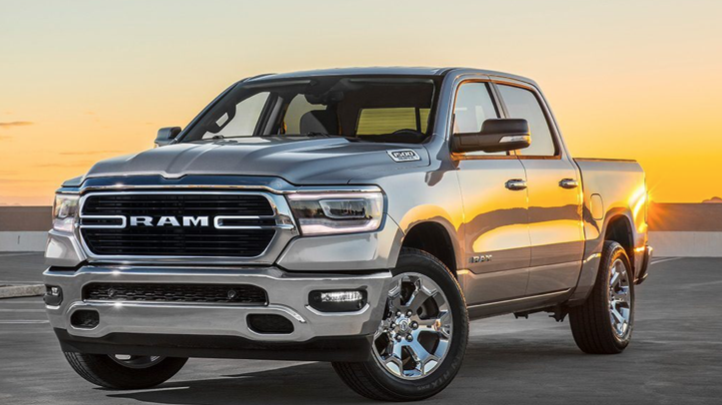 The RAM 1500 has been completely redesigned for the 2019 model year