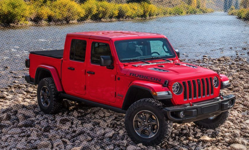 Request a 2020 Jeep Gladiator quote near Gurnee IL
