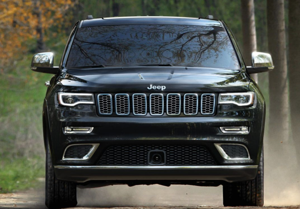 The 2019 Jeep Grand Cherokee has a rugged build and built to last