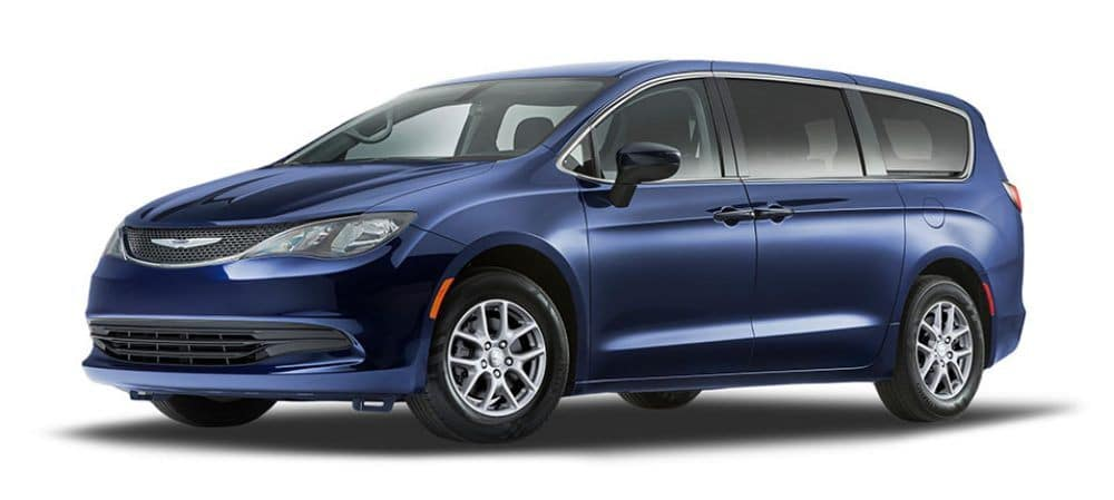 Test Drive the 2020 Chrysler Voyager in Antioch IL