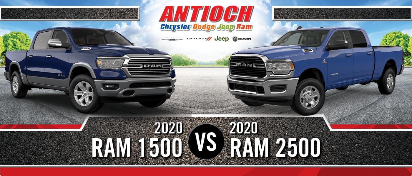 2020 Jeep Cherokee vs. 2020 Jeep Grand Cherokee