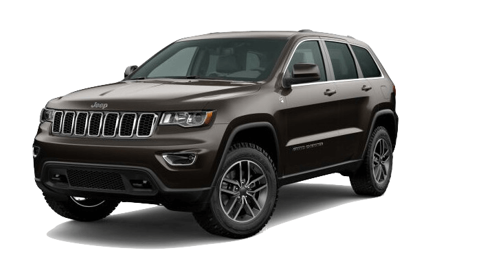 A brown 2020 Jeep Grand Cherokee North Edition