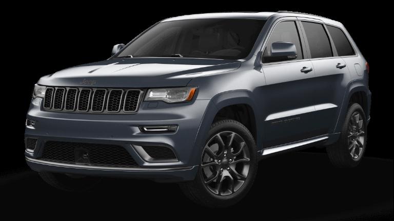 2021 Jeep Grand Cherokee High Altitude Slate Blue