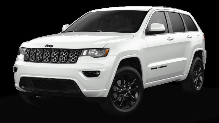 2021 Jeep Grand Cherokee Laredo X Bright White
