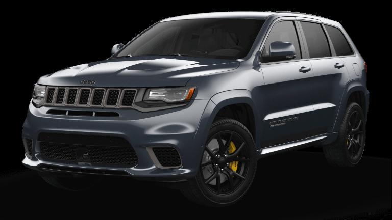 2021 Jeep Grand Cherokee Trackhawk Slate Blue