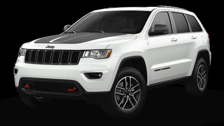 2021 Jeep Grand Cherokee Trailhawk Bright White