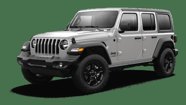 2021 Jeep Wrangler Altitude - Sting Gray
