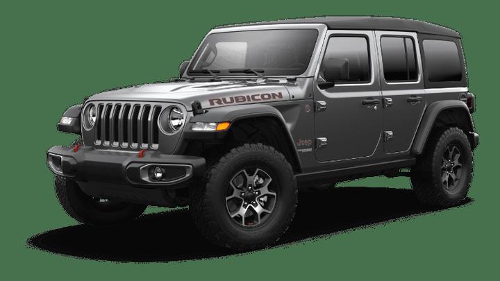 2021 Jeep Wrangler Rubicon - Granite Crystal
