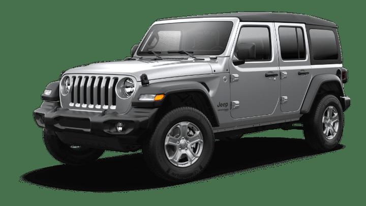 2021 Jeep Wrangler Sport S - Billet Silver