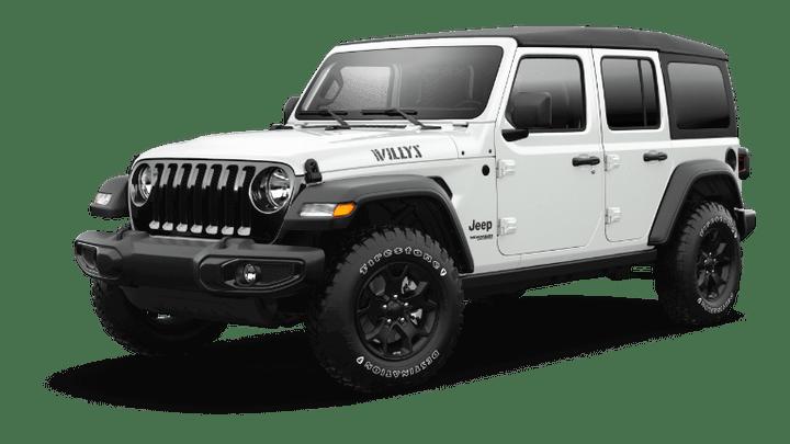 2021 Jeep Wrangler Willys Sport - Bright White