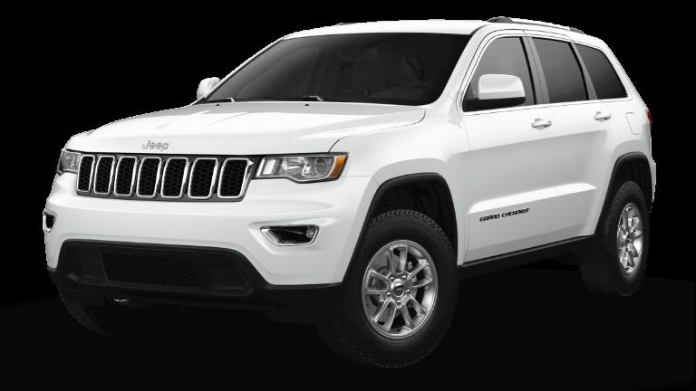 2021 Jeep Grand Cherokee Laredo E - Bright White