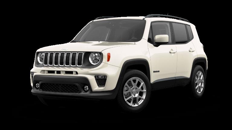 2021 Jeep Renegade Latitude - Alpine White