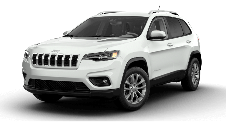 2021 Jeep Cherokee Latitude Lux Bright White